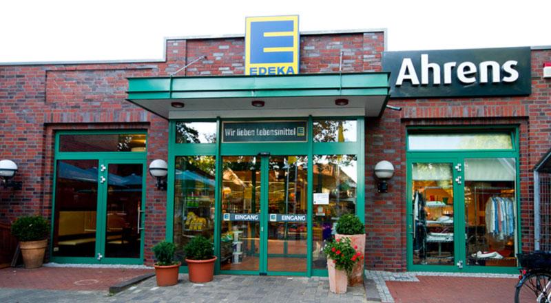 Willkommen - Edeka Ahrens: Supermarkt und Partyservice